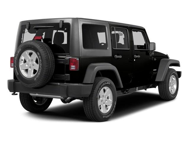 2014 Jeep Wrangler Unlimited Rubicon In Fairfax, VA   Ted Britt Automotive  Group