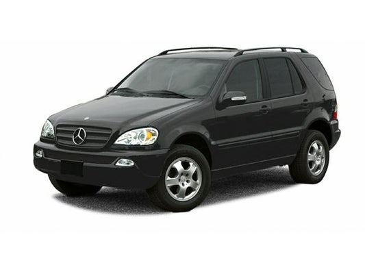 2002 Mercedes-Benz ML320 ML 320 4MATIC®