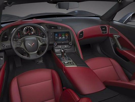 2019 Chevrolet Corvette Stingray Z51 1lt In Fairfax Va Ted Britt Automotive Group