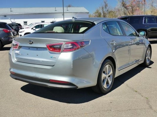 2016 Kia Optima Hybrid Ex Fairfax Va